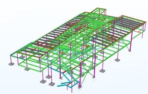Structural Steel for Wilson School